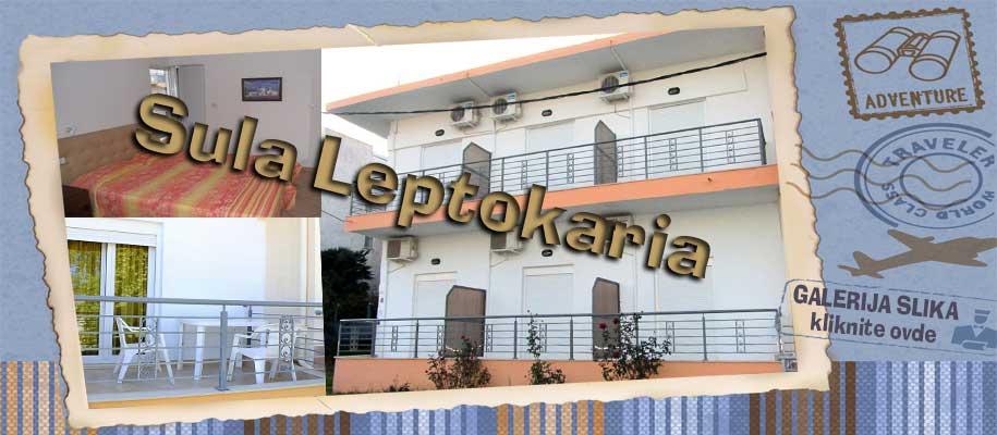 Leptokaria Sula SLIKE