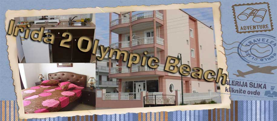 Olympic Beach Irida 2 SLIKE
