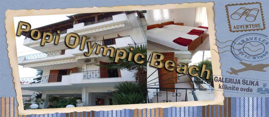 Olympic Beach Popi SLIKE