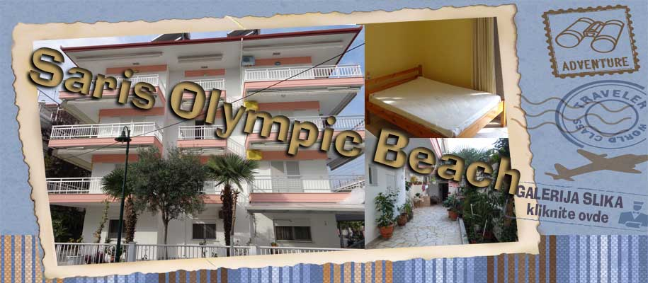 Olympic Beach Saris SLIKE