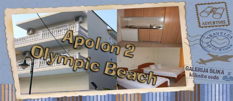 Olympic Beach Apolon 2 SLIKE