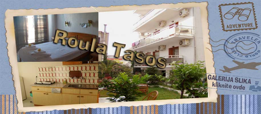 Tasos hotel Roula