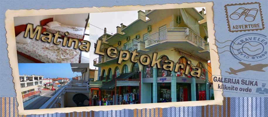 Leptokaria Matina SLIKE
