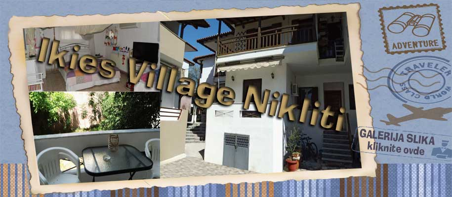 Nikiti Ikies Village SLIKE