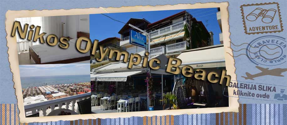 Olympic Beach Nikos SLIKE