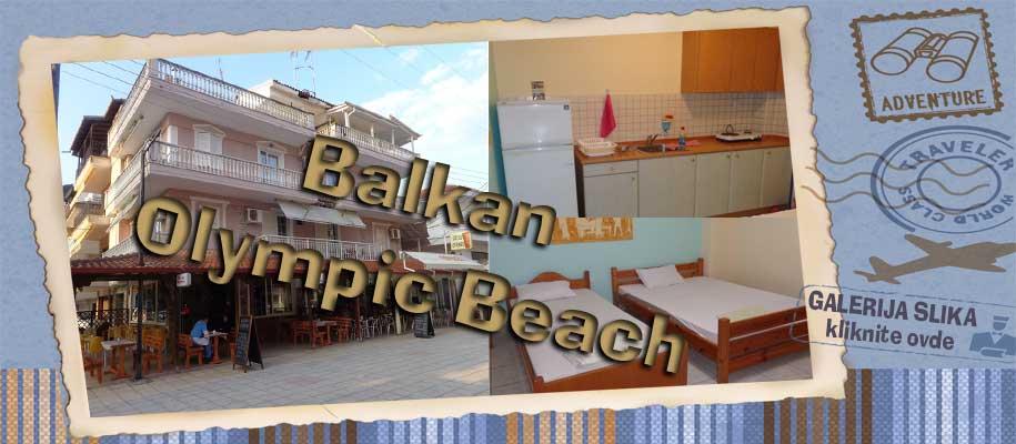 Olympic Beach Balkan SLIKE