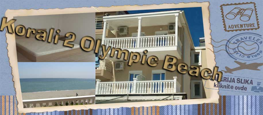Olympic Beach Korali 2 SLIKE