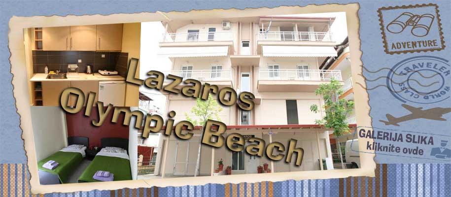 Olympic Beach Lazaros SLIKE