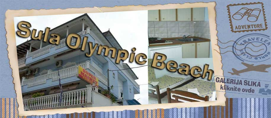 Olympic Beach Sula SLIKE