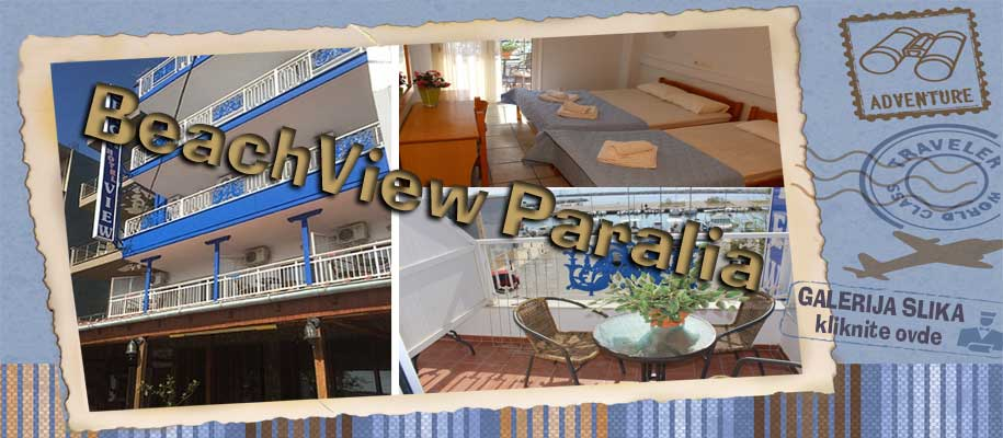 Paralia BeachView SLIKE