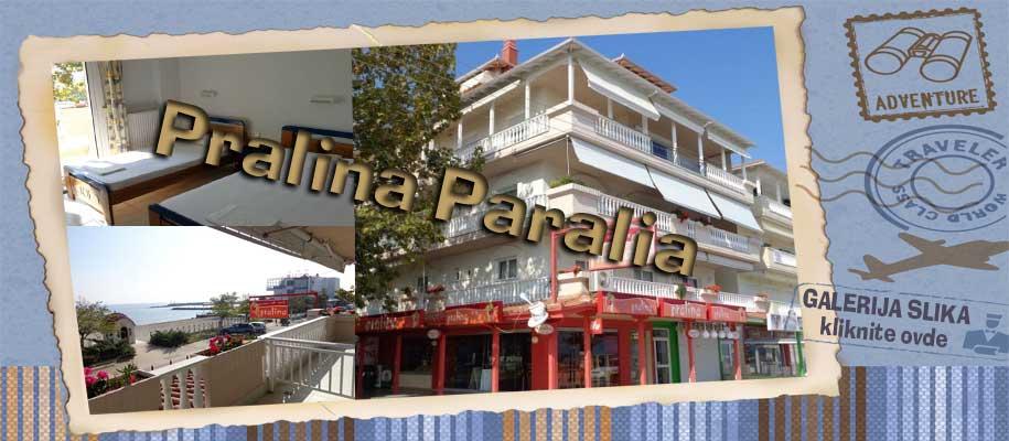 Paralia Pralina SLIKE