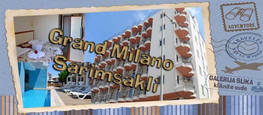 Sarumsakli Grand Milano SLIKE