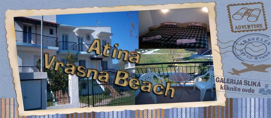Vrasna Beach Atina SLIKE