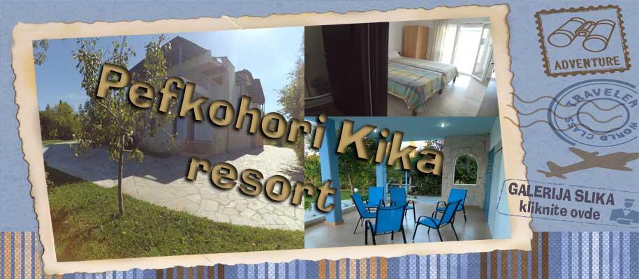 Pefkohori Kika resort slike
