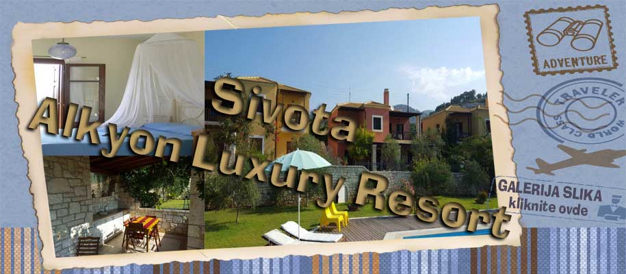 Sivota Alkyon Luxury Resort sl
