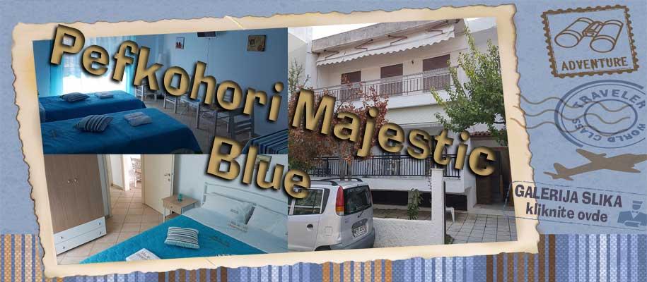 Majestic lux Blue slike