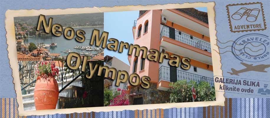 Neos Marmaras Olympos slike