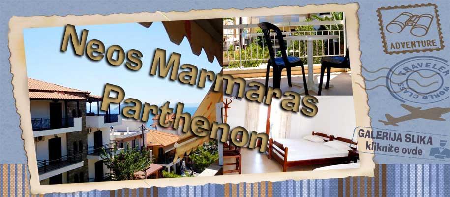 Neos Marmaras Parthenon slike