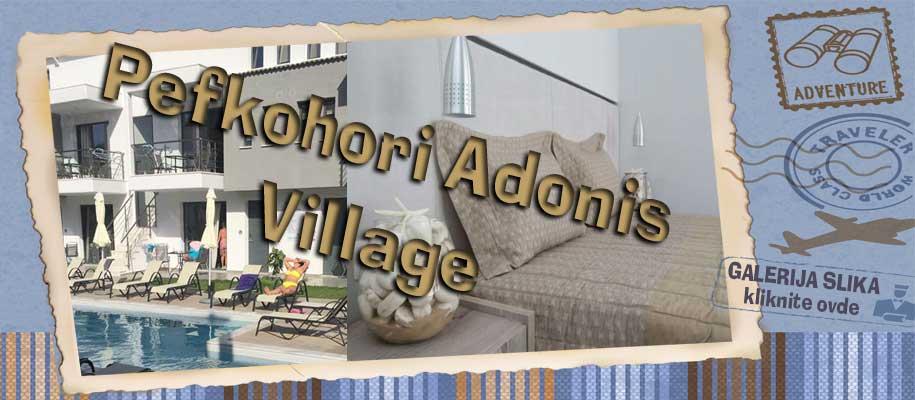 Pefkohori Adonis Village slike