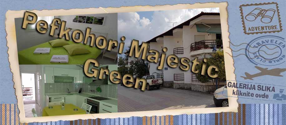 Pefkohori Majestic Green slike