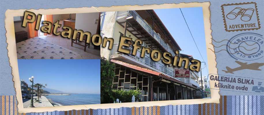 Platamon Efrosina slike
