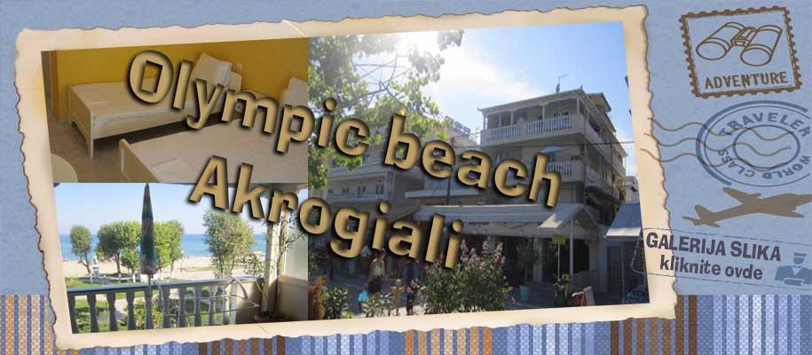 Olympic beach Akrogiali slike