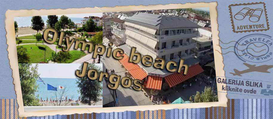 Olympic beach Jorgos slike