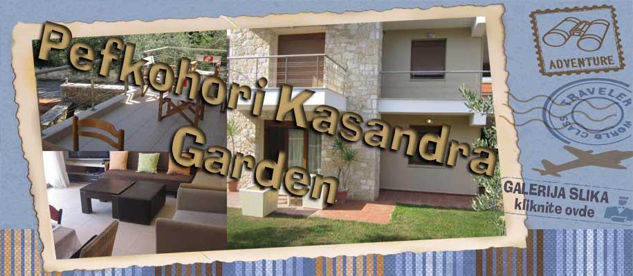 Pefkohori Kasandra Garden slik