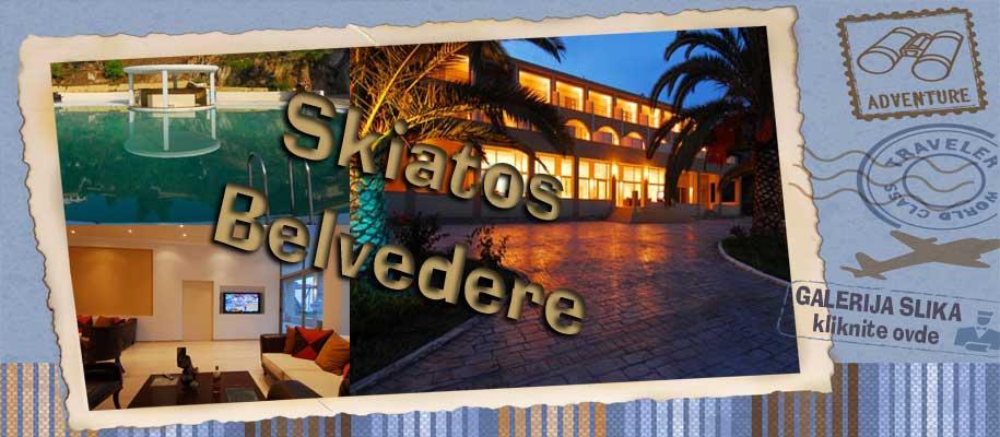 Skiatos Belvedere slike