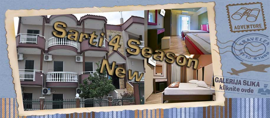 Sarti 4 Season New slike
