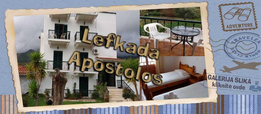 Lefkada vila Apostolos slike