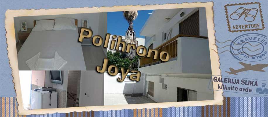 Polihrono vila Joya slike