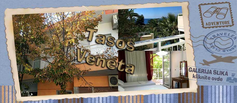 Tasos vila Veneta slike