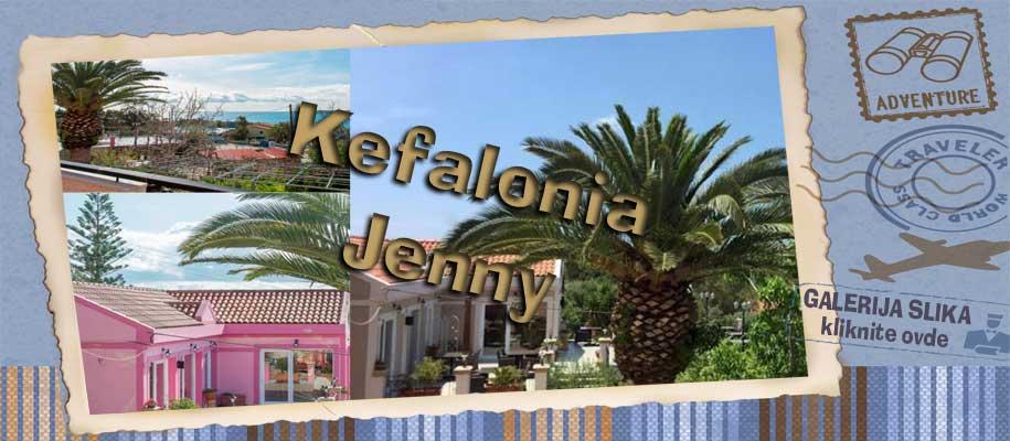 Kefalonia vila Jenny slike