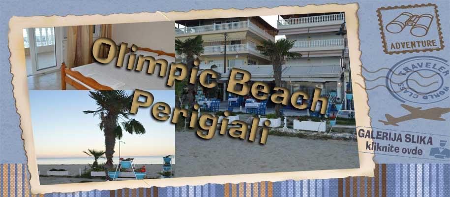Olimpic beach vila Perigiali s