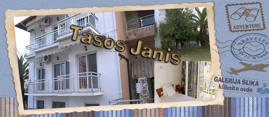 Tasos vila Janis slike