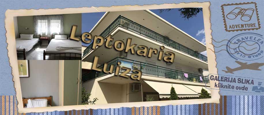 Leptokaria Luiza slike