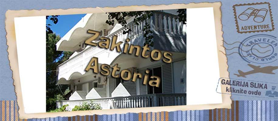 Zakintos vila Astoria