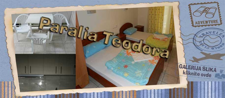 Paralia vila Teodora