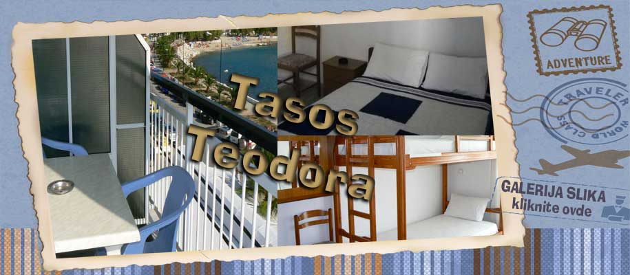 Tasos vila Teodora slike