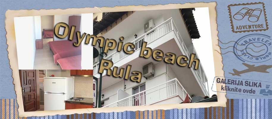 Olympic beach vila Rula slike