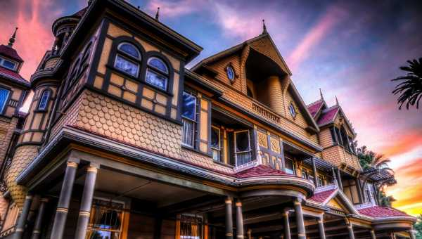 WInchester House 7