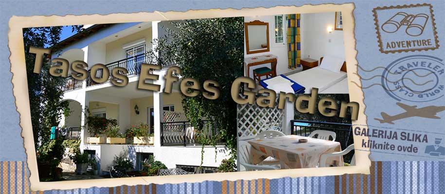 Tasos Efes Garden SLIKE