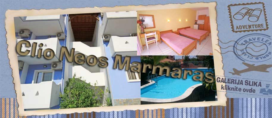 Neos Marmaras Clio SLIKE