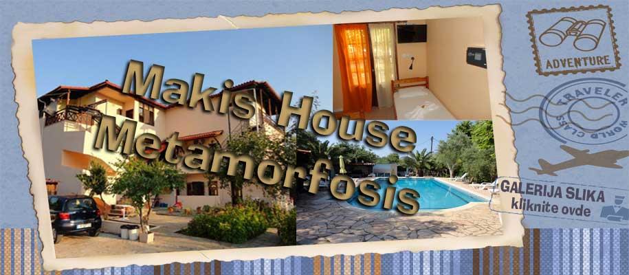 Metamorfosis Makis House Slike