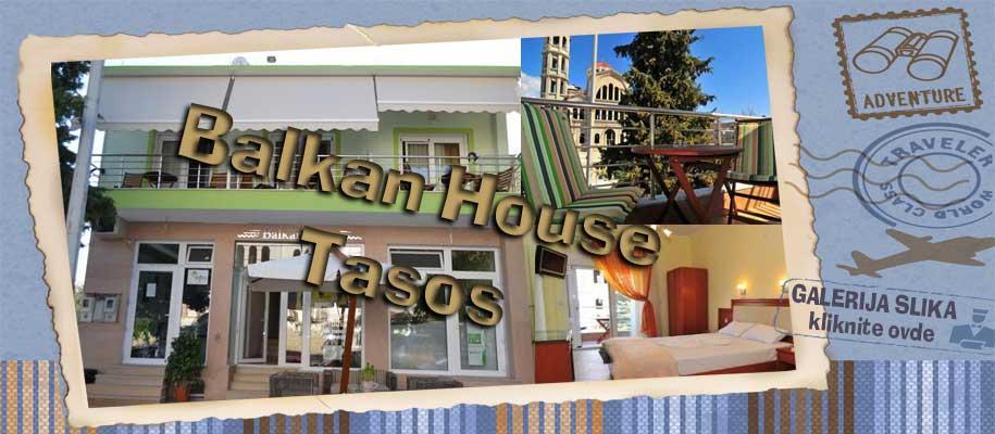Tasos Balkan House SLIKE