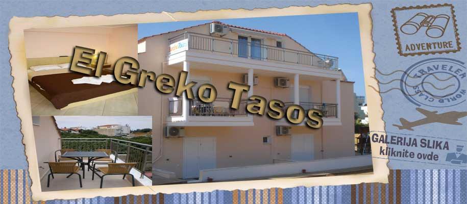 Tasos El Greko SLIKE