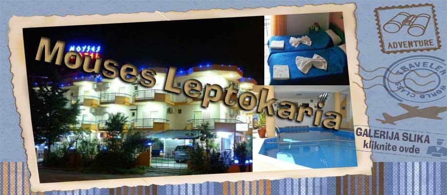 Leptokaria Mouses SLIKE