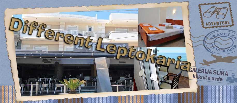 Leptokaria Different SLIKE