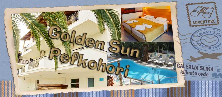 Pefkohori Golden Sun SLIKE